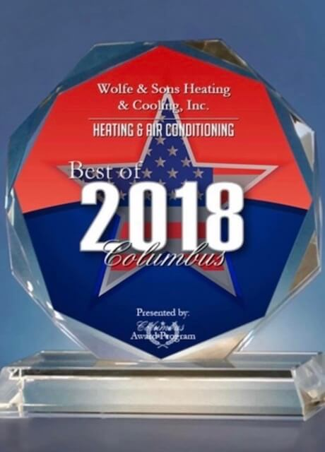 Wolfe and Sons received the Best of Columbus 2018