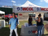 Wolfe and Sons recently paired up with 92.3 WCOL, and iHeart Media for a fun day at the Franklin County Fair. We gave out fun prizes from the spinning wheel, and raffled off a chance to win a whole home humidifier.