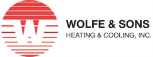 Wolfe & Sons Heating and Cooling logo